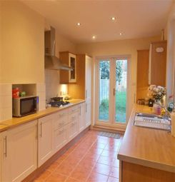 Thumbnail 3 bed terraced house to rent in Sherwood Road, Harrow, Middlesex