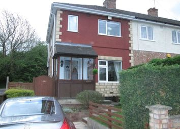 Thumbnail 2 bed semi-detached house to rent in Helena Crescent, Leicester