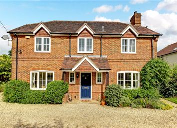 Thumbnail 5 bed detached house for sale in Woolton Hill, Newbury, Hampshire