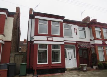 Thumbnail 3 bed semi-detached house to rent in Wyndham Road, Wallasey