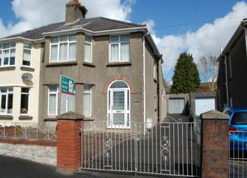 Thumbnail 3 bed property to rent in Millbrook Crescent, Carmarthen