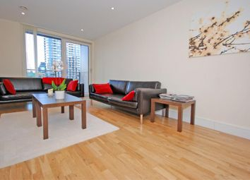 Thumbnail 3 bed flat to rent in Indescon Court, Canary Wharf