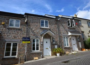 Thumbnail 2 bed terraced house to rent in Campion Close, Pillmere, Saltash, Cornwall