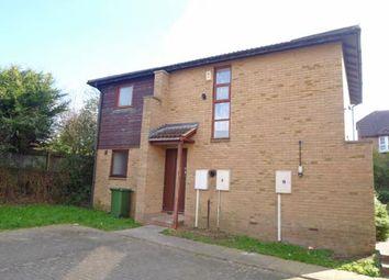 Thumbnail 1 bedroom maisonette to rent in Hambleton Grove, Milton Keynes