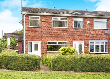 Thumbnail 3 bedroom end terrace house for sale in The Garth, Anlaby, Hull