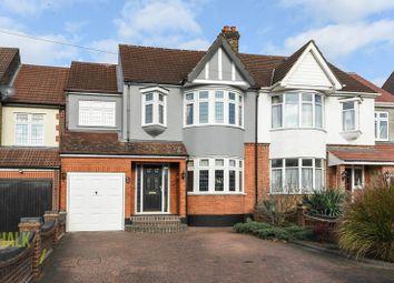 Thumbnail 4 bedroom terraced house for sale in Fairholme Avenue, Gidea Park