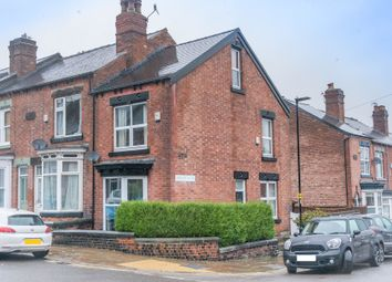 3 bed end terrace house for sale in Onslow Road, Sheffield S11