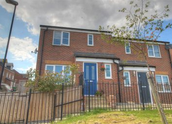 Thumbnail 3 bedroom semi-detached house for sale in Woodham Drive, Maiden Vale, Sunderland