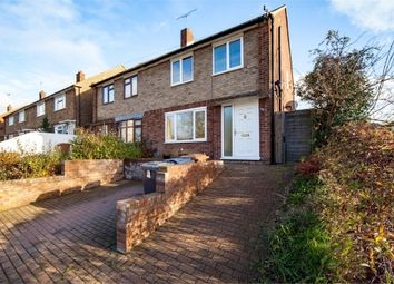 Thumbnail 3 bed semi-detached house for sale in Cromwell Road, Ware, Hertfordshire