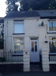Thumbnail 2 bedroom terraced house for sale in Cymmer Road, Rhondda Cynon Taff, Porth