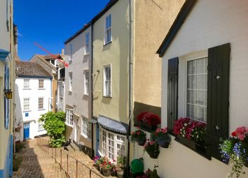 Thumbnail 3 bed terraced house for sale in The Cottage, 5 Browns Hill, Dartmouth, Devon