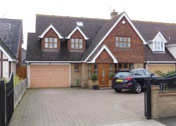 Thumbnail 6 bed detached house for sale in Canvey Island, Essex, .