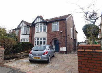 Thumbnail 5 bed semi-detached house to rent in Cotton Lane, Didsbury, Manchester