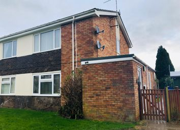 Thumbnail 2 bed flat to rent in Ward Crescent, Fishtoft, Boston