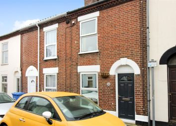 Thumbnail 2 bedroom terraced house for sale in Esdelle Street, Norwich
