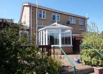 Thumbnail 2 bed semi-detached house for sale in Ponthead Mews, Leadgate, Consett