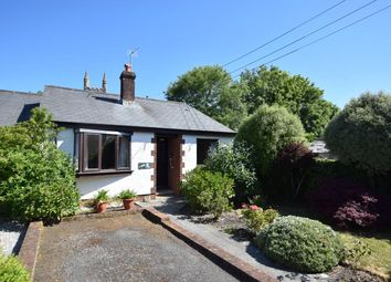 Thumbnail 2 bed bungalow for sale in Week St. Mary, Holsworthy