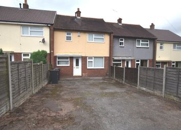 Thumbnail 3 bed town house for sale in Severn Drive, Clayton, Newcastle-Under-Lyme