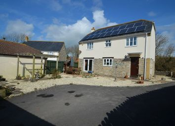 Thumbnail 4 bed detached house for sale in North Square, Chickerell, Weymouth