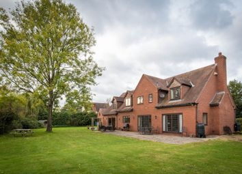 The Willows, Netherwood Lane, Chadwick End, West Midlands B93. 4 bed detached house for sale