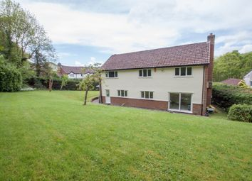 Thumbnail 4 bed detached house for sale in Tamerton Close, Plymouth
