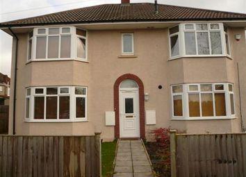Thumbnail 2 bedroom flat to rent in Alderton Road, Bristol
