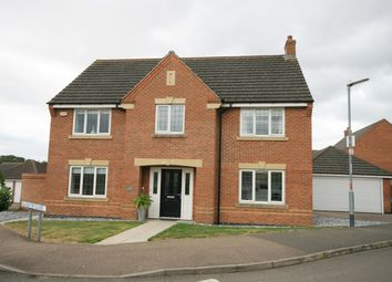4 bed detached house for sale in Centurion Way, Wootton, Northampton NN4