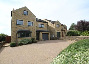 Thumbnail 5 bed detached house for sale in Halifax Road, Liversedge
