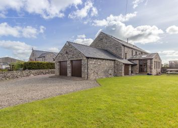 Thumbnail 4 bed barn conversion for sale in The Barn, Foulshaw, Levens
