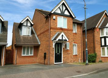 Thumbnail 3 bed detached house for sale in King Charles Road, Shenley, Radlett