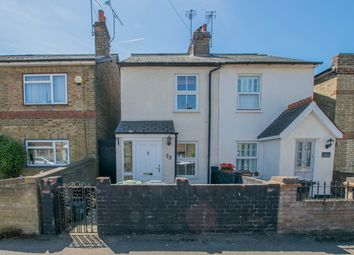 Thumbnail 2 bed semi-detached house to rent in Whitley Road, Hoddesdon