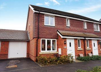 Thumbnail 3 bedroom semi-detached house for sale in Lower Drayton Lane, Portsmouth