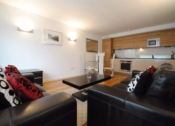 Thumbnail 2 bed flat to rent in Newton Lodge, West Parkside, London