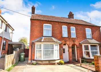 Thumbnail 3 bedroom semi-detached house for sale in Ratcliffe Road, Fakenham