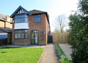 Thumbnail 4 bed detached house to rent in Davies Road, West Bridgford, Nottingham