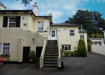 Thumbnail 2 bed flat to rent in Ridgeway Road, Torquay