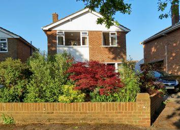 Thumbnail 3 bed detached house for sale in Vicarage Lane, Hordle, Lymington