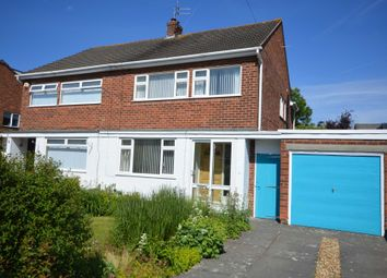 Thumbnail 3 bed semi-detached house for sale in Coniston Avenue, Bromborough, Wirral