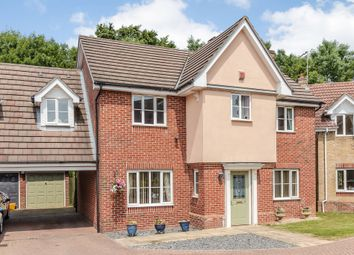 Thumbnail 5 bed link-detached house for sale in Coppingford End, Colchester, Essex