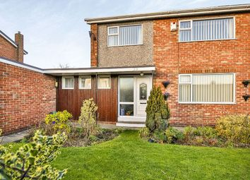 Thumbnail 2 bed semi-detached house for sale in Aberfoyle, Ouston, Chester Le Street