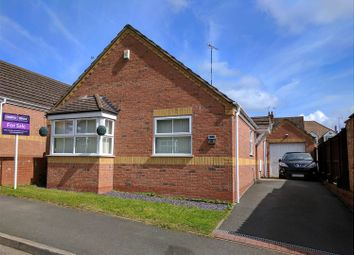 Thumbnail 2 bed bungalow for sale in Hillfray Drive, Coventry