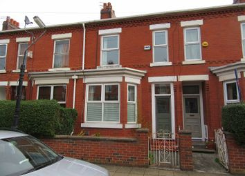 Thumbnail 3 bed terraced house for sale in Carlton Street, Old Trafford, Manchester