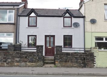 Thumbnail 2 bed cottage for sale in King Street, Brynmawr, Ebbw Vale