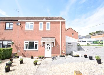 Thumbnail 3 bed semi-detached house for sale in George Street, Aberbargoed, Bargoed