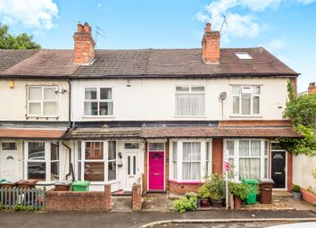 Thumbnail 3 bed terraced house for sale in Wentworth Road, Sherwood, Nottingham