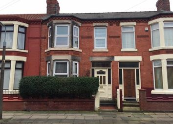 Thumbnail 3 bedroom terraced house for sale in Mauretania Road, Walton, Liverpool
