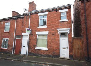 Thumbnail 2 bedroom end terrace house for sale in Woodshutts Street, Talke, Stoke-On-Trent