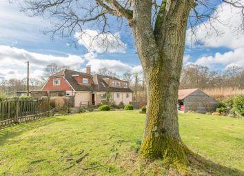 Thumbnail 6 bed detached house for sale in Nettlesworth Lane, Old Heathfield, Heathfield