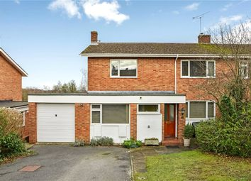 Thumbnail 4 bed semi-detached house for sale in Keats Close, Winchester, Hampshire