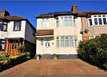 4 bed semi-detached house for sale in Maidstone Avenue, Romford RM5